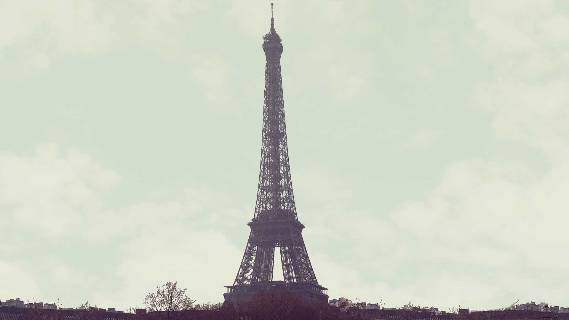 - The Eiffel Tower