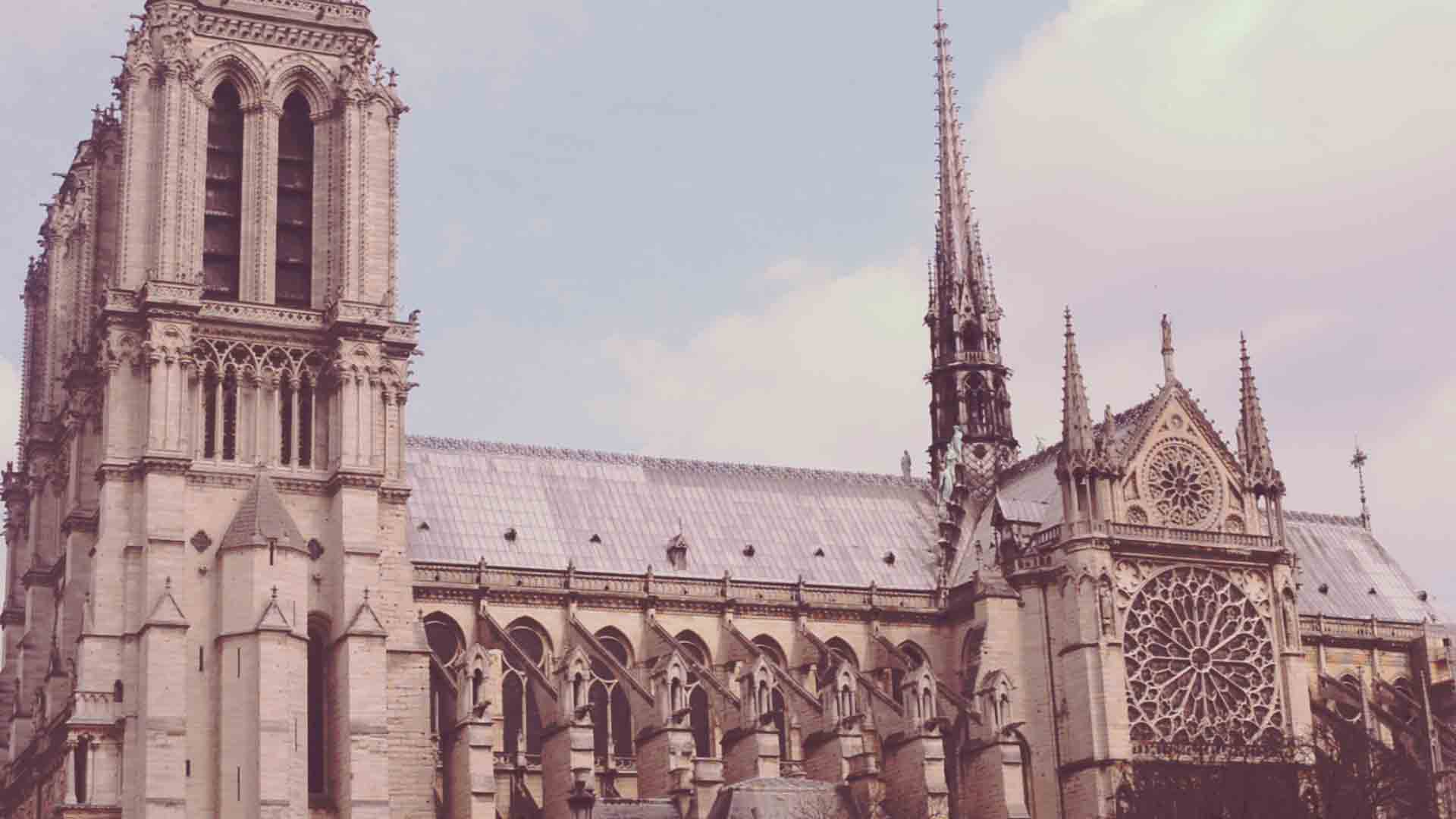 - Notre Dame Cathedral